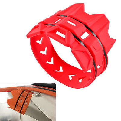 $8.09 • Buy Exhaust Tailpipe Guard Wrap For Honda CR CRF 125F 150F 125R 250R 450R 250X 450X