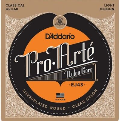 $ CDN12.75 • Buy D'Addario EJ43 Pro-Arté Normal Light Classical Guitar Strings