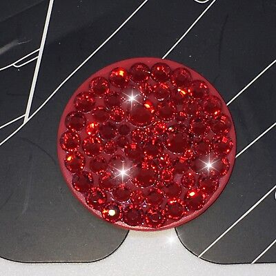 AU45.16 • Buy Bling Authentic Red PopSocket W/ Red Swarovski Crystals PopSockets IPhone Galaxy
