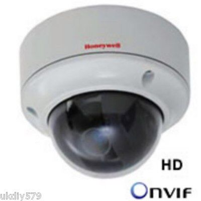 Honeywell H4W1F1X 720P Wide Dynamic Day/Night Indoor/Outdoor Minidome IP Camera • 74.99£
