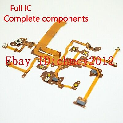 $ CDN38.27 • Buy New Top Cover Mode Dial Turntable For SONY A7S II ILCE-7SM2 A7SM2 Flex Cable