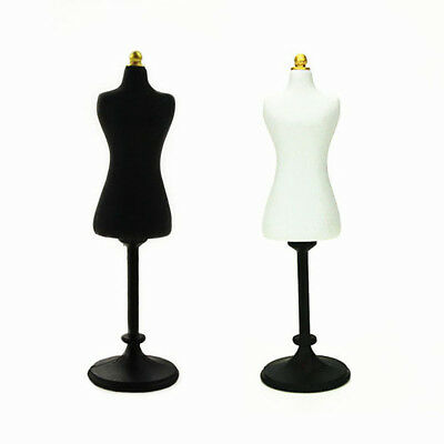 £2.91 • Buy Am_ Mini Dress Clothes Gown Mannequin Display Model Stand Fro  Doll Faddis