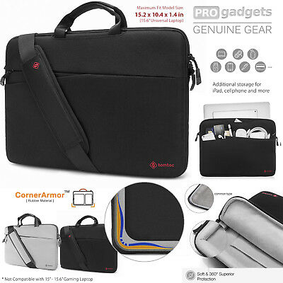 AU39.99 • Buy Genuine Tomtoc 15.6 Slim Laptop Sleeve Shoulder Bag Case For MacBook/HP/Dell