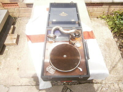 Vintage Decca  Junior Salon Gramophone  • 119.99£