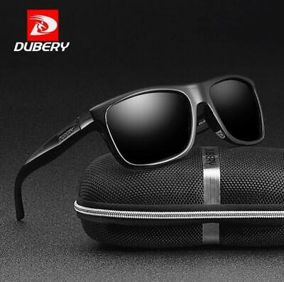 AU10.82 • Buy DUBERY 9 Colors Men Polarized Sport Sunglasses Outdoor Driving UV400 Glasses New