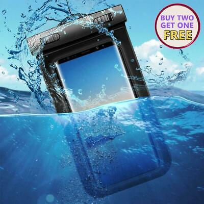Swimming Waterproof Underwater Case Cover Dry Bag Pouch Armband For Mobile Phone • 2.99£