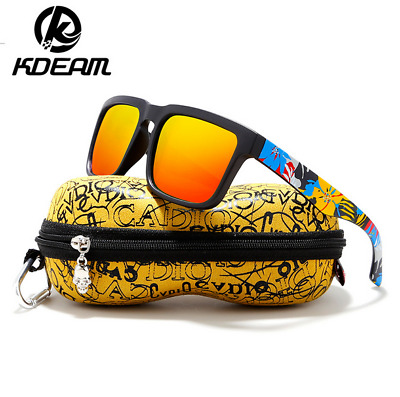 AU9.46 • Buy KDEAM 12 Colors Men Sport Polarized Sunglasses Outdoor Driving Fishing Glasses