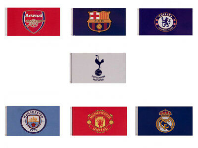 £9.99 • Buy Official Football  Club  Crested  Flags CC    FREE (UK) P+P