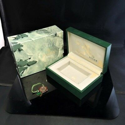 $ CDN173.72 • Buy ROLEX DATEJUST 16013 WATCH BOX CASE【NO PILLOW】68.00.02 100%Authentic FZ6222 SA1