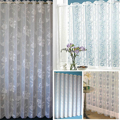 Beautiful Louvre Net Blinds - Choice Of Designs, Colours & Sizes  • 7£