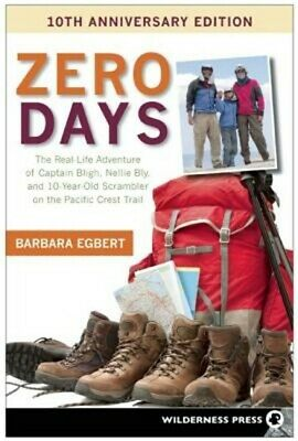 £19.73 • Buy Zero Days: The Real Life Adventure Of Captain Bligh, Nellie Bly, And 10-Year-Old