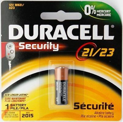 $ CDN15.99 • Buy 4PC DURCELL A23 21/23 12V Alkaline Battery For Keyless Entry A23BP MN21