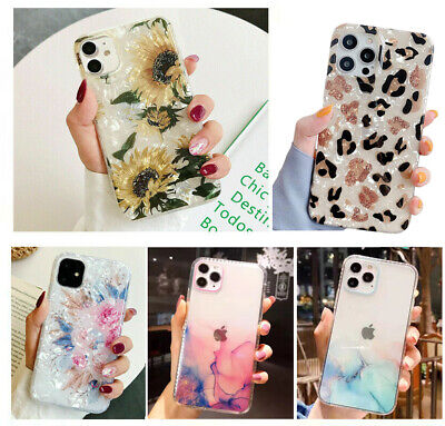 AU8.98 • Buy For IPhone 12 11 Pro MAX XR 7 8 Plus Case Glitter Shockproof Bumper Hybrid Cover