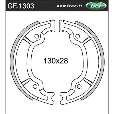 AU50.03 • Buy Rear Brake Shoes Fit YAMAHA YW100 BEEWEE 2006 2007 2008 S4S