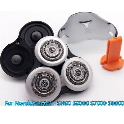 AU21.99 • Buy Replacement Shaver Head Blade For Philips Norelco RQ12+ RQ1260 RQ1050 SH90 S9000