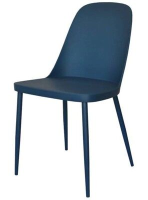 AU60 • Buy Commercial Navy Dining Chairs (120 Available)
