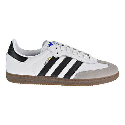 $ CDN78.91 • Buy Adidas Samba OG Men's Shoes Cloud White-Core Black-Clear Granite B75806