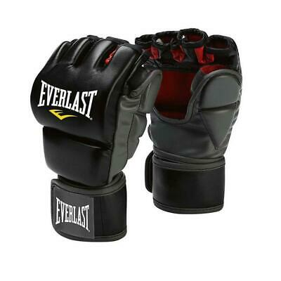 AU59.99 • Buy Everlast MMA Training Grappling Glove In Black Engineered For Mixed Martial Arts