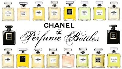 ALL CHANEL FRAGRANCES PRODUCTS FOR WOMEN SEALED Authentic • 62.13$