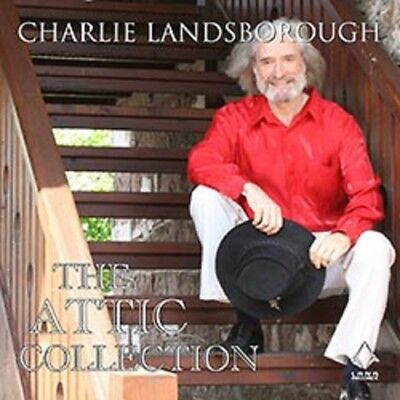 £11.95 • Buy CHARLIE LANDSBOROUGH - The Attic Collection - New CD Album AVAILABLE NOW