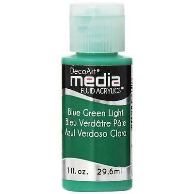 DecoArt Media Fluid Acrylics Paint 1oz (29.6ml) • 3.69£