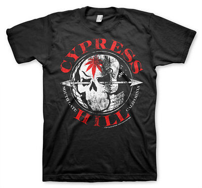 Officially Licensed Cypress Hill South Gate - California Men's T-Shirt S-XXL • 16.14£