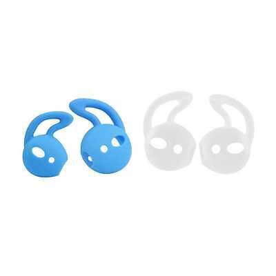 $ CDN3.51 • Buy Silicone Ear Tips Ear Hook Gels Case Cover For Apple Airpods IPhone 6 7 8 Cover