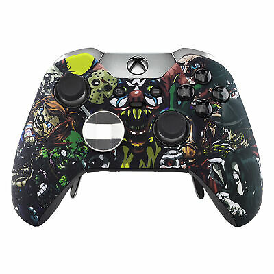 $16.99 • Buy Scare Party Controller Replacement Part Faceplate Front Shell For Xbox One Elite