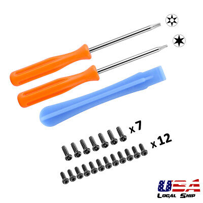 $8.39 • Buy Tools Torx T8H T6 Screwdrivers Screws For Open Fix Xbox One Controller Shell
