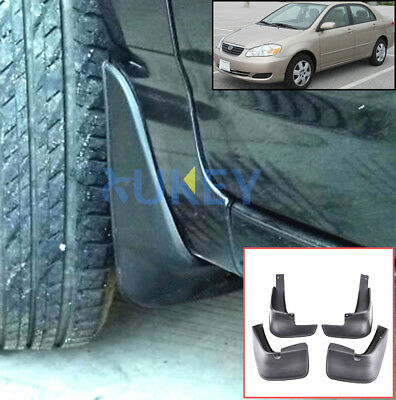 $17.59 • Buy Fit For Toyota Corolla 2002~2006 Altis Mud Flaps Splash Guards Front Rear Fender
