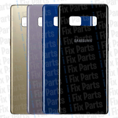 $ CDN11.91 • Buy Original OEM Rear Glass Back Battery Cover For Samsung Galaxy Note 8 N950F Note8