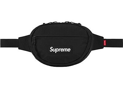 $ CDN252.72 • Buy SUPREME WAIST BAG RED FW18 DEADSTOCK AUTHENTIC Fall Winter Bumbag
