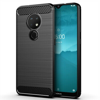 AU10.50 • Buy Nokia 6.2/6.1/7.2/7.1/3.1/5.1 Plus/8.1 Case Cover Shockproof Strong Carbon Armor