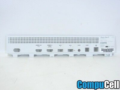 $19.90 • Buy OEM Microsoft Xbox ONE S Console Back Housing White Bezel X900631 GRADE   B
