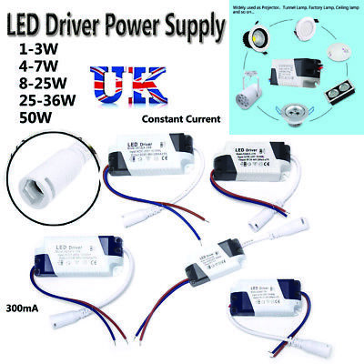 £2.24 • Buy LED Driver Adapter AC85-265V To DC Transformer Panel Power Supply LED Strip