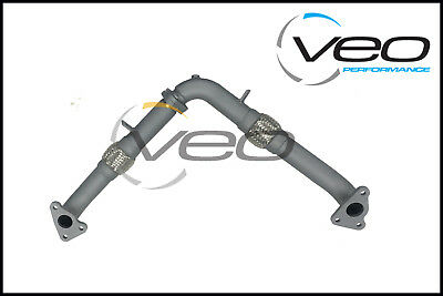 AU480 • Buy Veo Stainless Steel Cross Over Pipe Fits Toyota Landcruiser Vdj76r 4.5l V8 Wagon