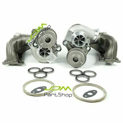 $ CDN1248.95 • Buy 650HP Upgrade 16T TD04 Two Turbos For BMW N54 135i 335i 535I E90 E92 E93 Z4 3.0L
