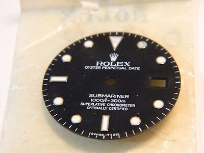 $ CDN1314.48 • Buy Rolex Original Submariner Dial,,,,Transitional 16800!....Beautiful!