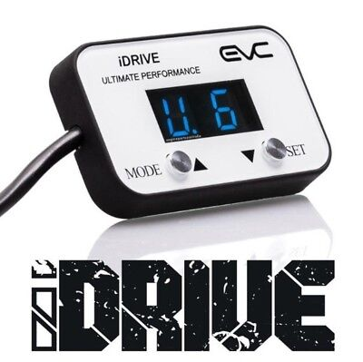 AU295 • Buy IDRIVE THROTTLE CONTROLLER FITS MITSUBISHI PAJERO NS NT NW NX 11/2006-ON