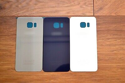 $ CDN7.78 • Buy SAMSUNG GALAXY S6 / S6E / S6E PLUS /Battery COVER GLASS BACK HOUSING REPLACEMENT