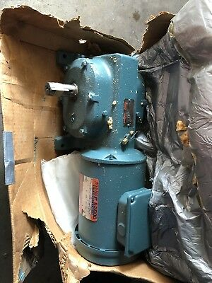$250 • Buy Dodge Reliance Master Xl Right Angle Drive S-2000 Motor New