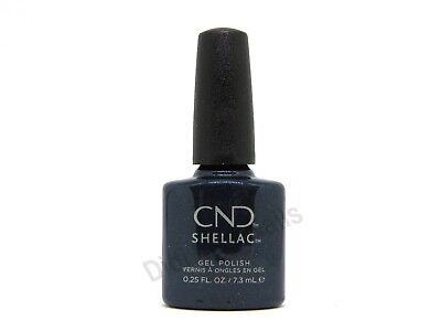 AU18.38 • Buy CND Shellac UV Gel Polish .25 Oz - Midnight Swim