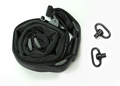 $ CDN32.47 • Buy AlienTACS Padded Quick Adjust 2point Rifle Tactical Sling W/ 2 Push-on QD Swivel