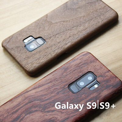 AU21.65 • Buy For Samsung S10 Note20 Wooden Real Original Rosewood Made With Kevlar Case Cover