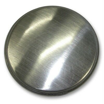 Kitchen Sink Tap Hole Blanking Plug Cover Plate Disk In A Matt Brushed Finish • 4£
