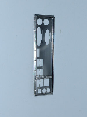 AU7.14 • Buy OEM I/O Shield For ASUS PRIME B350M-E & PRIME B350M-A Motherboard Backplate IO
