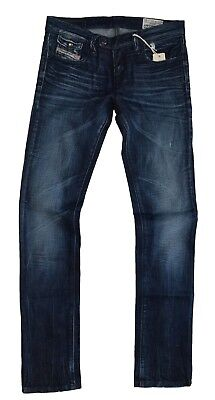 Diesel Livy Biker 008XT Womens Jeans Slim Stretch Size 26/32 New With Tags • 27.89£