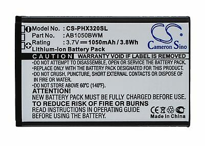 $12.17 • Buy Li-ion Battery For Philips Xenium 312,Xenium 320,Xenium X186
