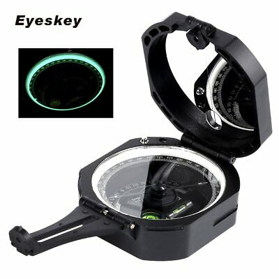 $34.99 • Buy Professional Geological Compass Eyesky Lightweight Military Outdoor Survival