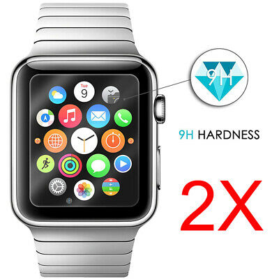 $ CDN1.29 • Buy 2x For Apple Watch ( Series 4/3/2/1 ) 40mm/44mm Tempered Glass Screen Protector